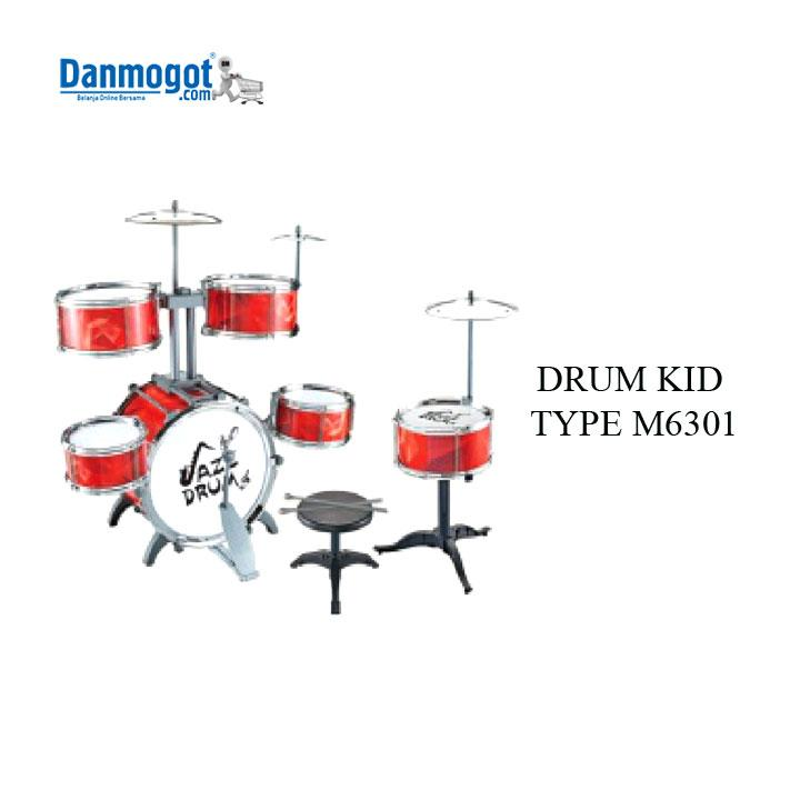 Children toy five drums M6301