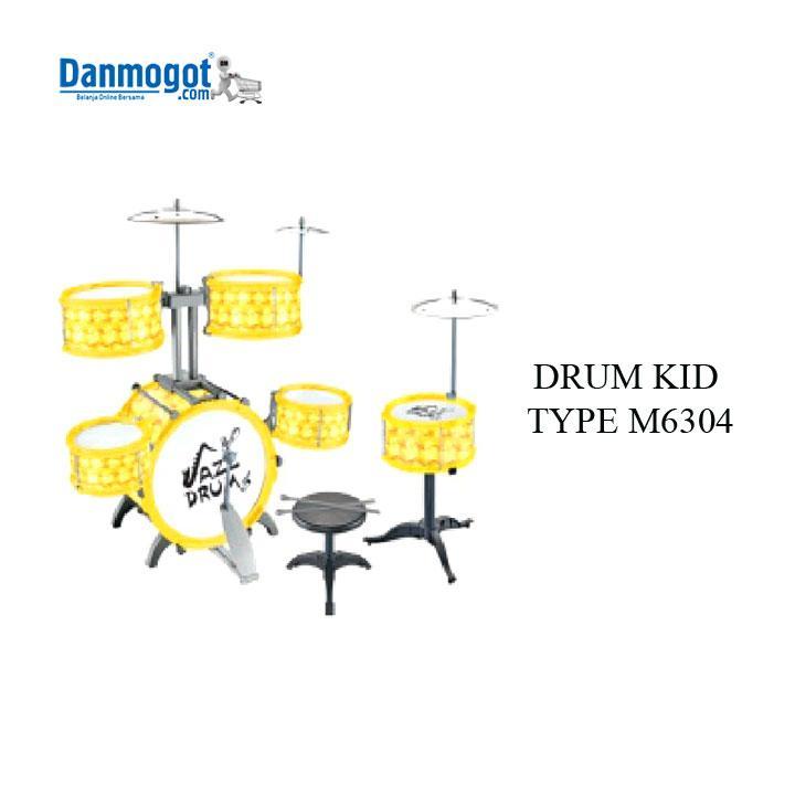 Children toy six drums M6304