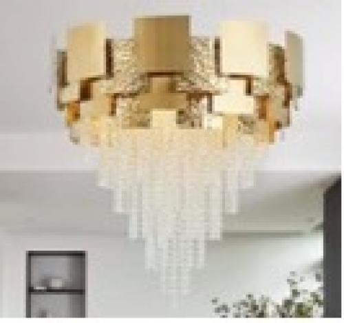 LAMPU CHANDELIER 8018-600