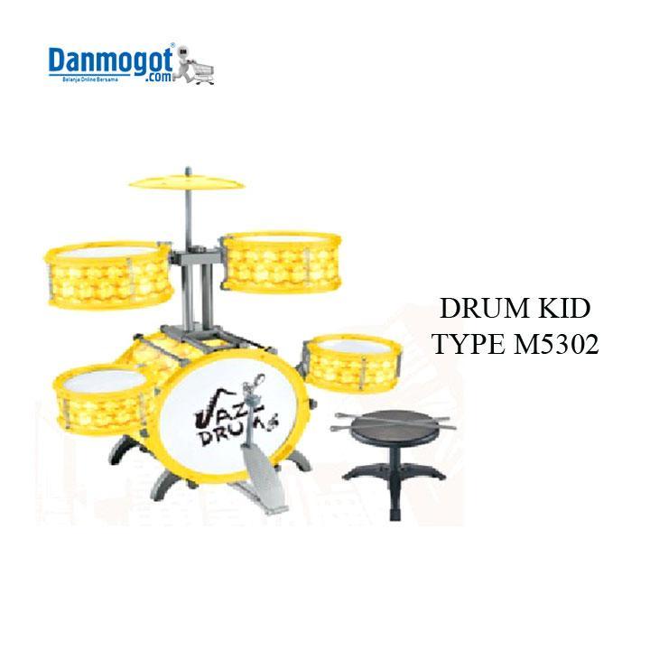 Children toy five drums M5302