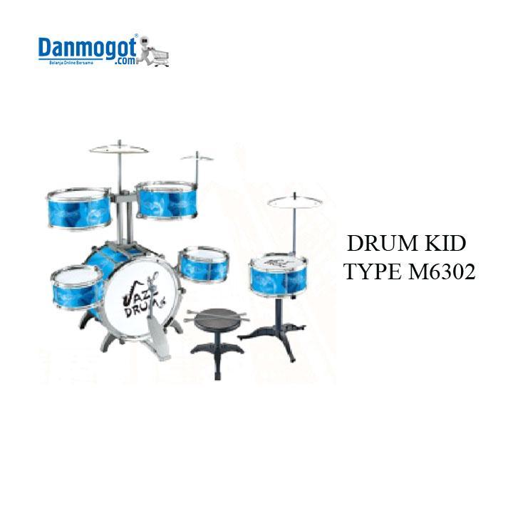 Children toy  six drums M6302