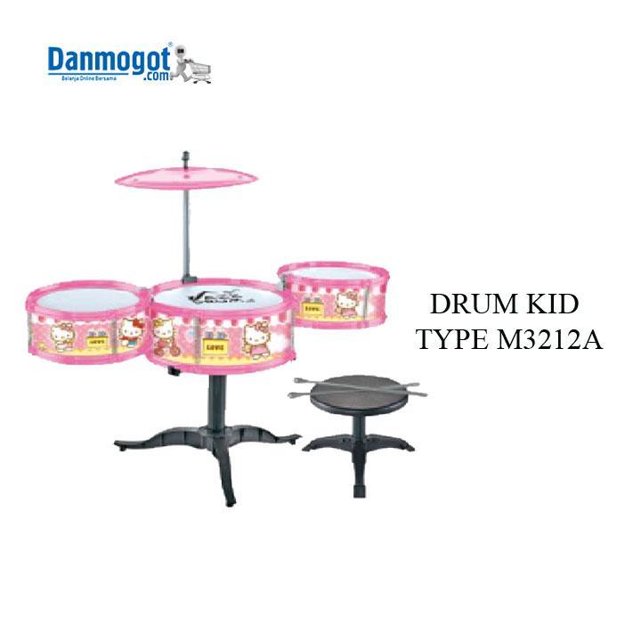 Children toy three drums M3212A