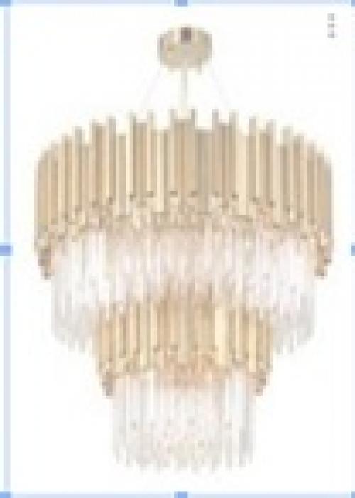 LAMPU CHANDELIER 8001-1200+
