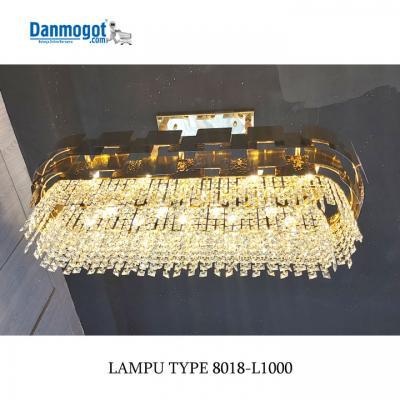 LAMPU CHANDELIER 8013-L1200