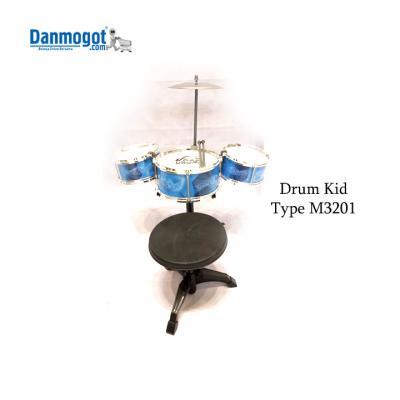 Children  toy three drums M3201