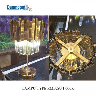 LAMPU CHANDELIER HM-006