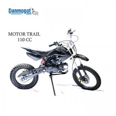 Motor Cross Trail 110 cc offroad 4 tak ATV 4