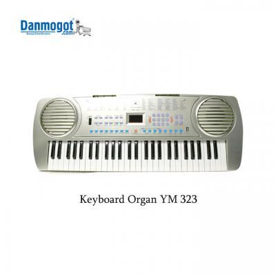54 KEY Electronic Organ Usb YM-323