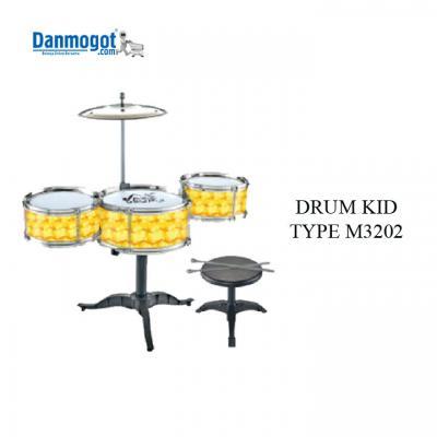 Children toy three drums M3202