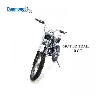 Motor Cross Trail 110 cc offroad 4 tak ATV 4