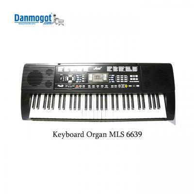 Organ USB 61KEY Electronic MLS-6639